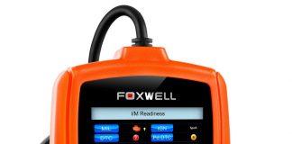 a Foxwell Code Scanner