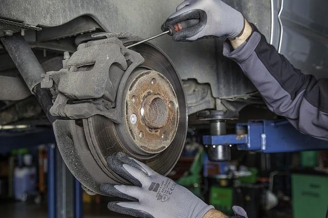 brake pad assembly